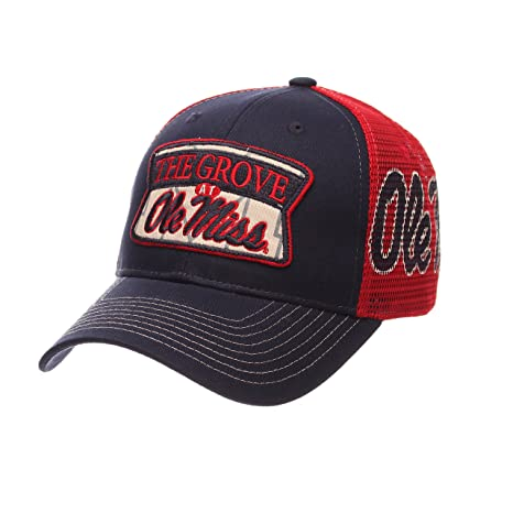 7df10f55fd2df Image Unavailable. Image not available for. Color  ZHATS NCAA Mississippi  Old Miss Rebels ...