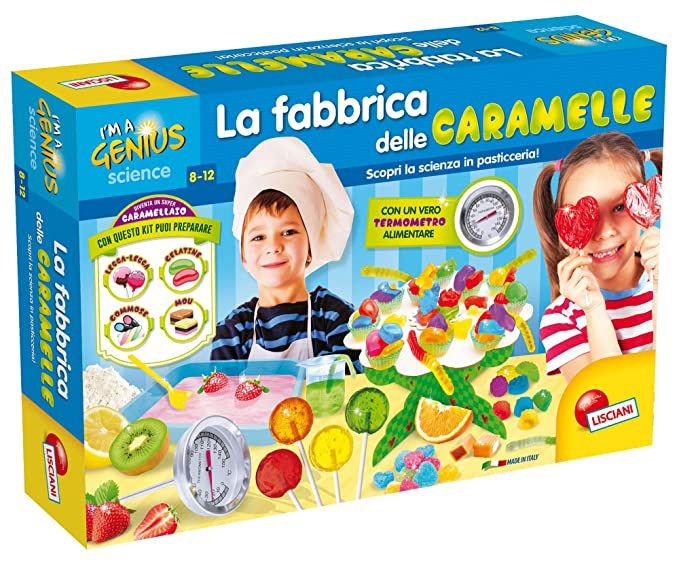31 opinioni per Lisciani Giochi I'm A Genius 62294-I'm Fabbrica delle Caramelle, 62294