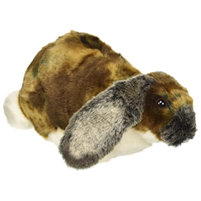 HANSA Lop Eared Rabbit Plush: Toys & Games