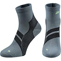 ZaTech Plantar Fasciitis Sock, Compression Socks. Heel, Ankle & Arch Support.