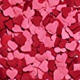 Wilton Jumbo Heart Sprinkles - 3.25 oz.