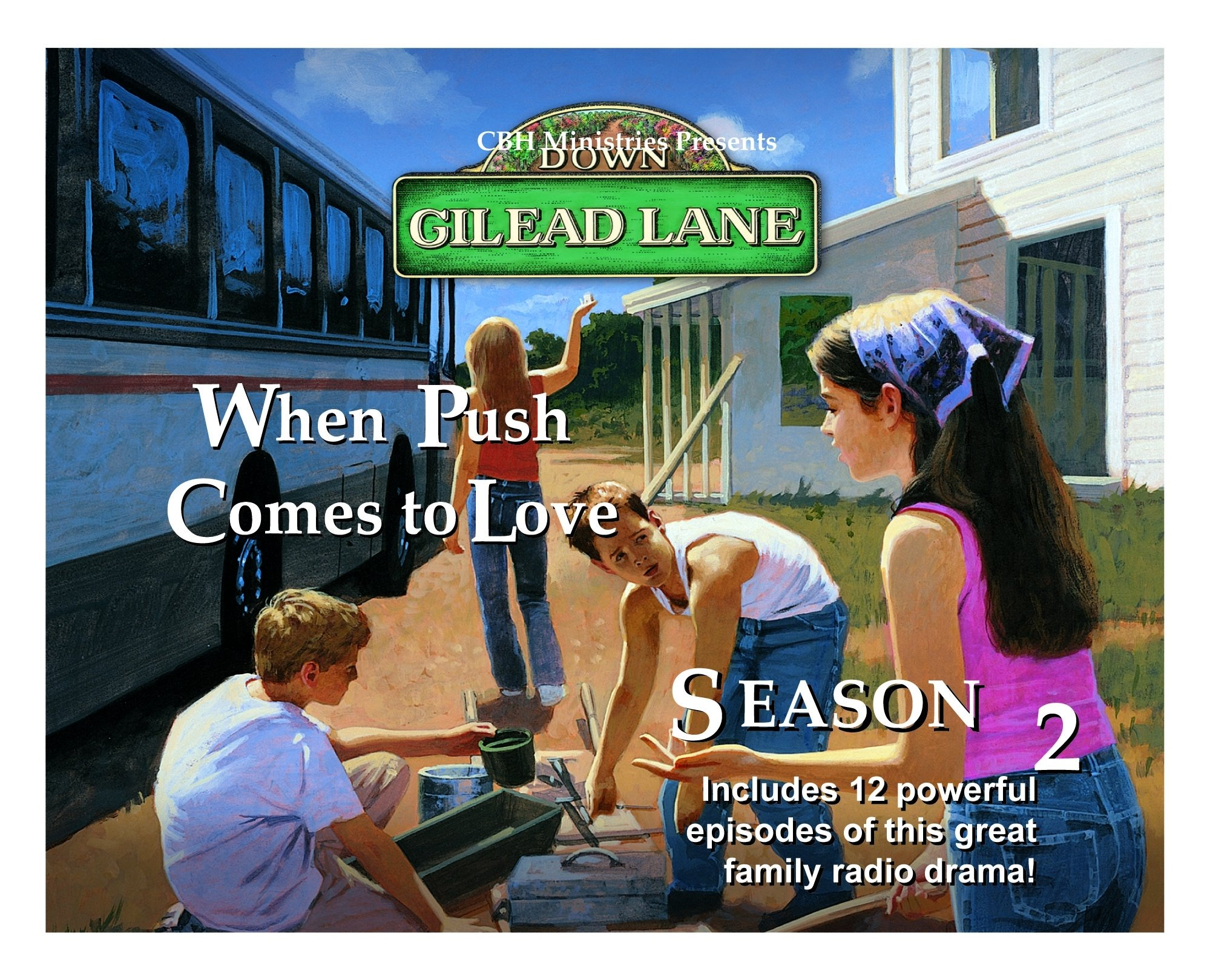 Down Gilead Lane Season 2 (When Push Comes to Love)