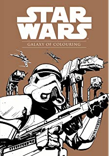 Star Wars Art Therapy Colouring Book Star Wars Colouring Books