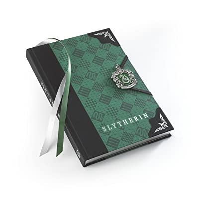 The Noble Collection Harry Potter - Slytherin Journal: Toys & Games