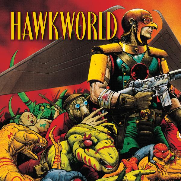 Hawkworld (Issues) (3 Book Series)