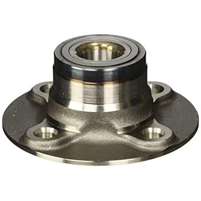Timken 512025 Axle Bearing and Hub Assembly: Automotive