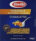 Barilla Pâtes Coquillettes Integrale Blé Complet 500 g - Lot de 5