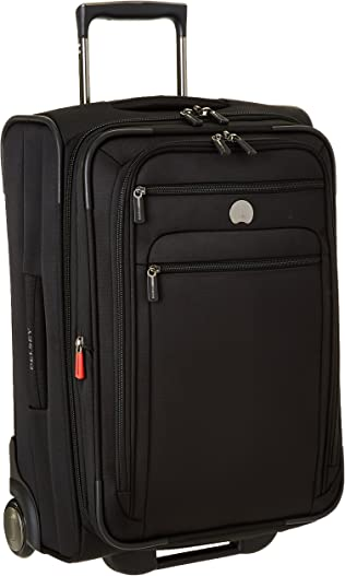 DELSEY Paris Delsey Helium Sky 2.0, Carry On Luggage, Suitcase, Black