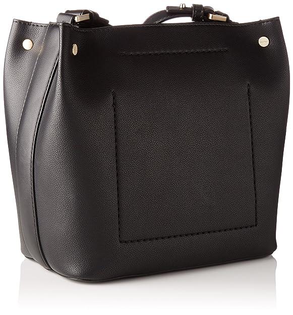 Womens Natasha Cube Cross-Body Bag Black black (black) Calvin Klein Ekswghykz
