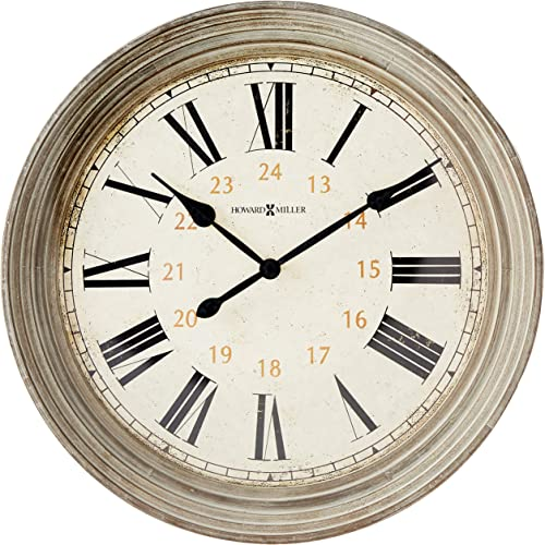 Howard Miller Wall Clock 625-626 Nesto