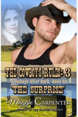 THE COWBOY'S RULES: 3: THE SURPRISE (Cowboys After Dark Book 6) Kindle Edition