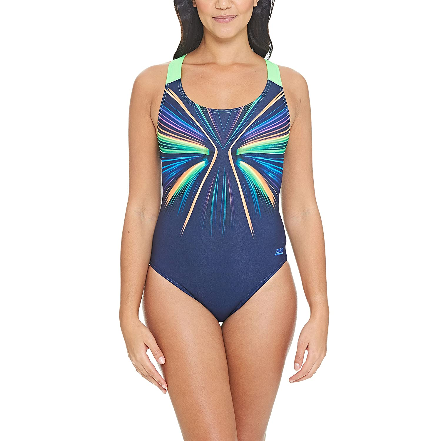 Zoggs Women's Jettison Speedback Swimsuit