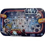 Star Wars Fighter Pods Super Big Battle Set 30 Figures 4 Vehicles
