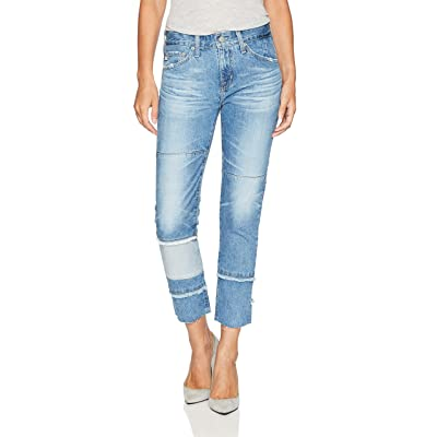 AG Adriano Goldschmied Women's The Ex-Boyfriend Slim-repurposed Jean: Clothing