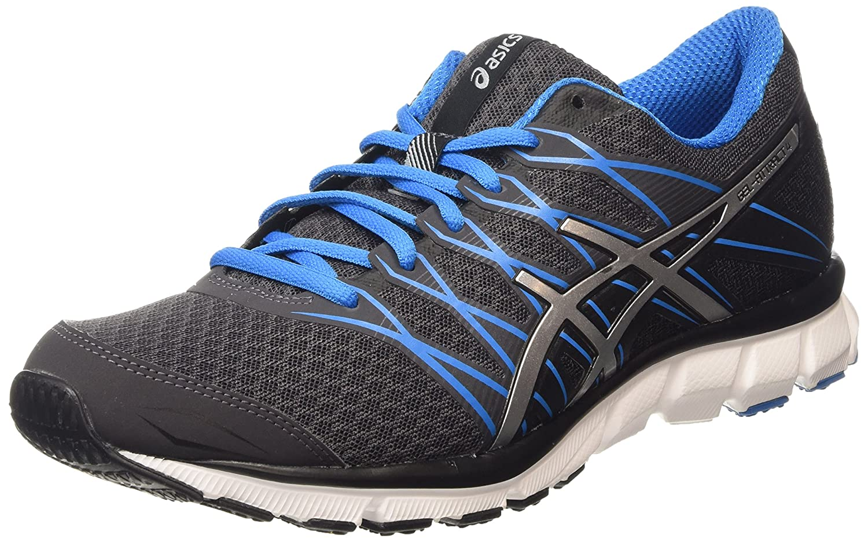timeless design c6358 3f672 ASICS Gel-Attract 4 Chaussures de Running Compétition Homme, Gris (Dark  Grey Silver Methyl Blue 9593) 41.5 EU  Amazon.fr  Chaussures et Sacs