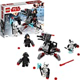 LEGO Star Wars: The Last Jedi First Order Specialists Battle Pack 75197 Building Kit (108 Piece)