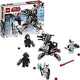 LEGO Juego de Construcción Star Wars Pack de Combate de Especialistas de la Primera Orden (75197)