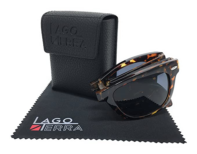 LAGO TERRA - Occhiali da sole - Donna DqJr6w