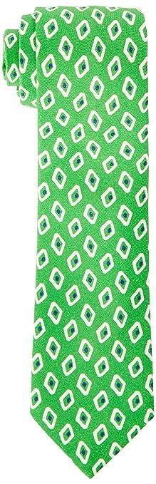 Scalpers Panama Tie, Corbata para Hombre, Green UNICA: Amazon.es ...