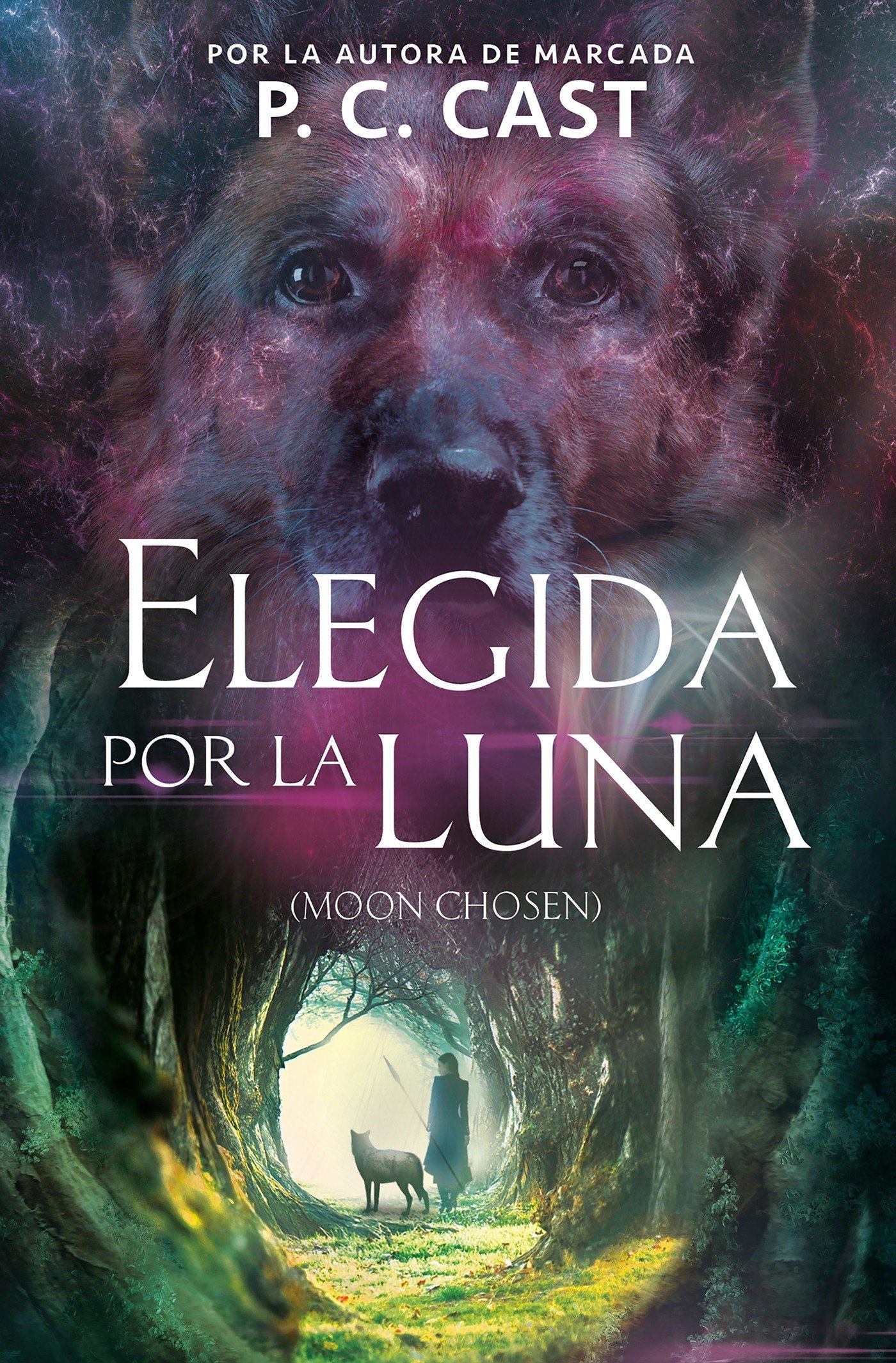 Amazon.com: Elegida por la luna / Moon Chosen (Tales of a New World, Book 1) (Spanish Edition) (9781945540714): P.C. Cast: Books