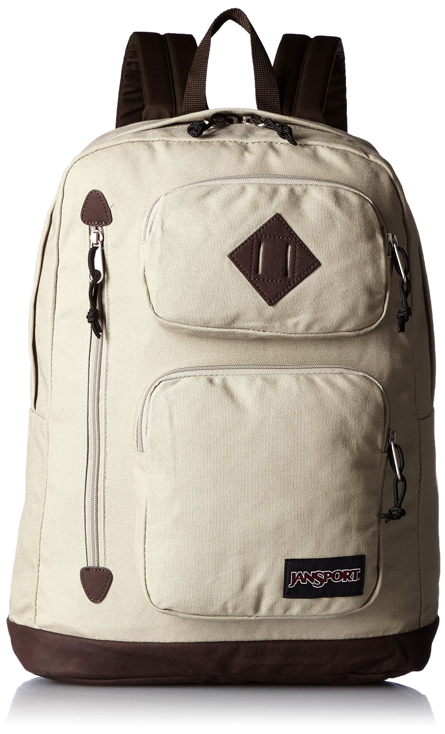 JanSport Houston Urban Backpack - Desert Beige