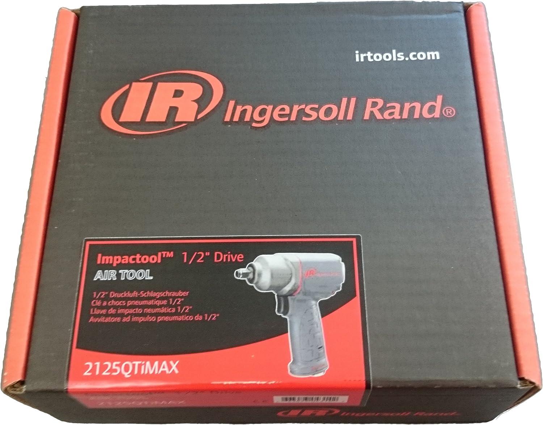 Ingersoll Rand 2125qtimax Impactool Leises Werkzeug 1 2 Baumarkt