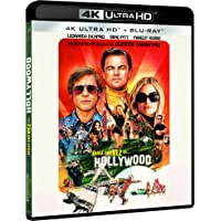 Erase una vez…en Hollywood (4K UHD + BD)