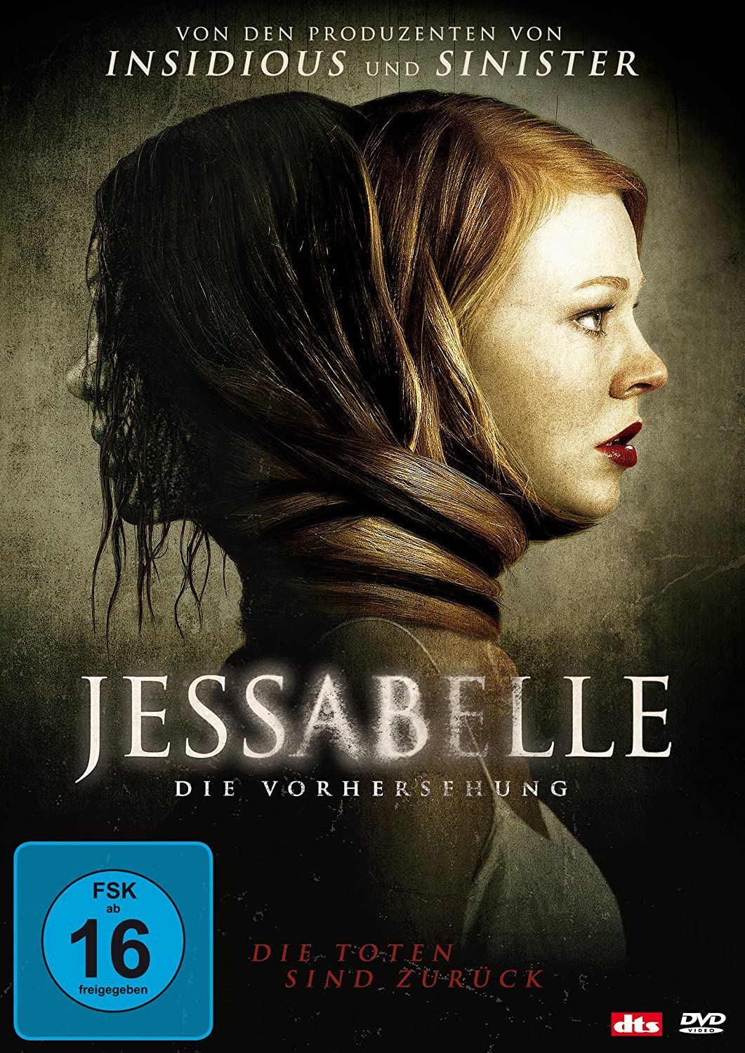 Jessabelle - Die Vorhersehung: Amazon.de: Sarah Snook, Mark Webber ...