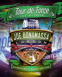 Amazon com: Tour de Force: Live in London - The Borderline [Blu-ray