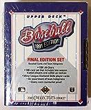 1991 Upper Deck Baseball Final Edition Factory Set