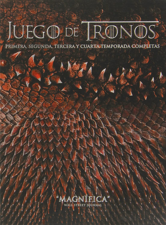 Pack Juego De Tronos - Temporadas 1-4 [DVD]: Amazon.es: Peter ...