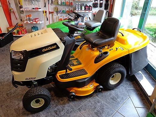 CUB CADET Tractor cortacesped CC1016AE: Amazon.es: Jardín