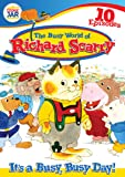 The Busy World of Richard Scarry: It's a Busy, Busy Day!
