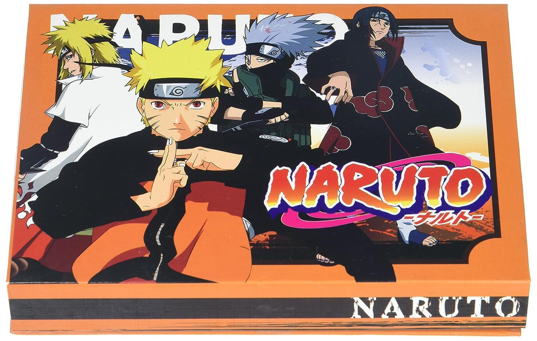OliaDesign Naruto Ninja llavero (7 unidades): Amazon.es ...