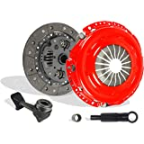 Clutch Kit And Slave Works With Ford Focus Base SE S2 ZTS ZTW ZX3 ZX5 Sony