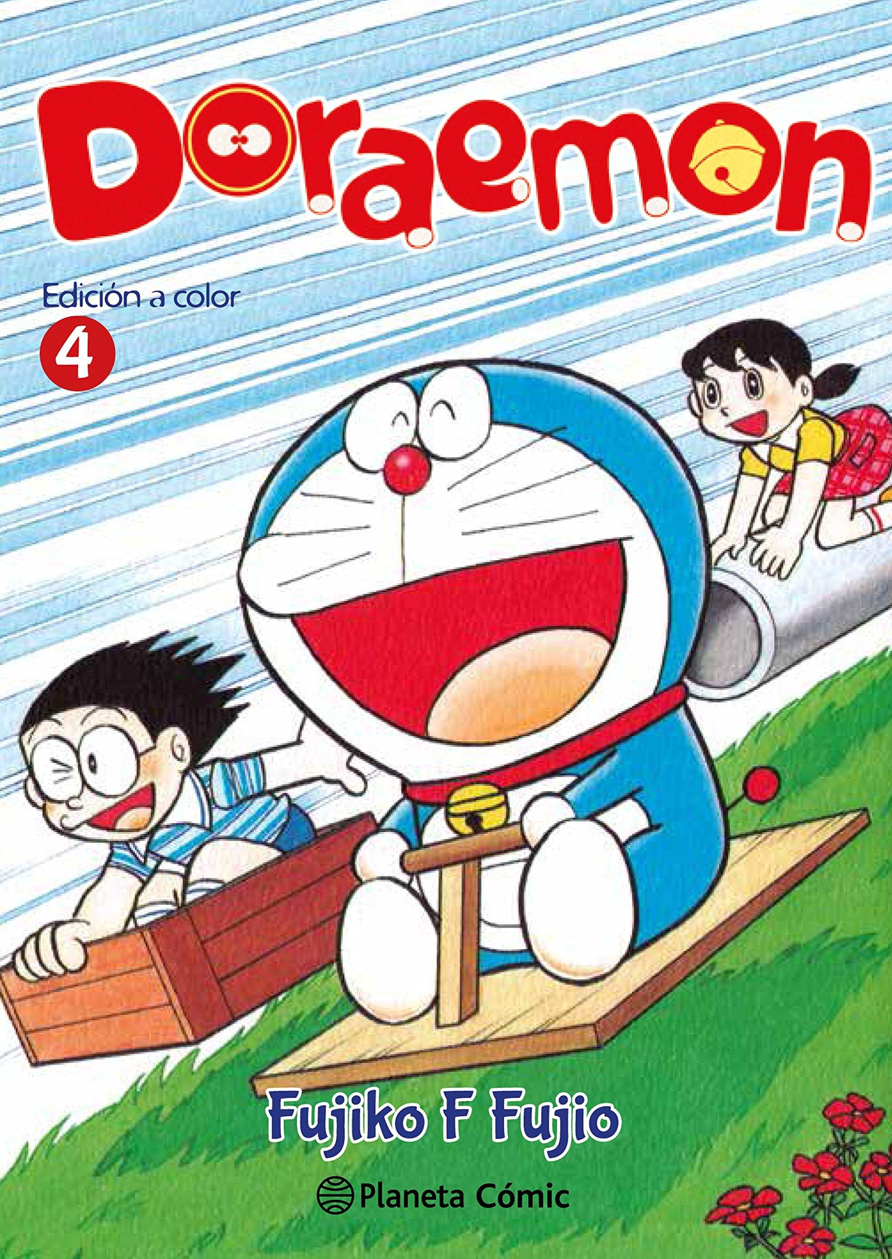 Doraemon Color nº 04/06 (Manga Kodomo): Amazon.es: Fujio, Fujiko F., Daruma: Libros