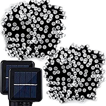 Superior Solar String Lights, Lemontec 200 Led Holiday String Lighting Outdoor Solar Patio  Lights Fit Chrismas