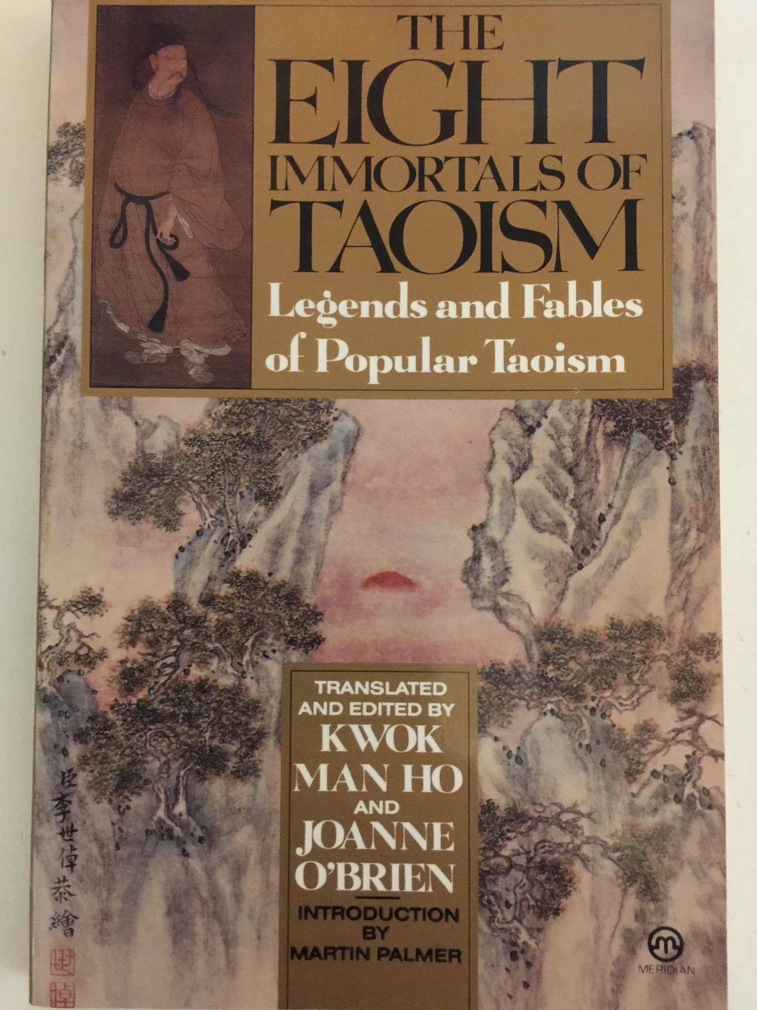 The Eight Immortals of Taoism: Legends and Fables of Popular Taoism