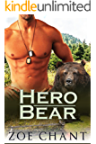 Hero Bear: BBW Paranormal Bear Shifter Romance (Salem Creek Shifters Book 1)