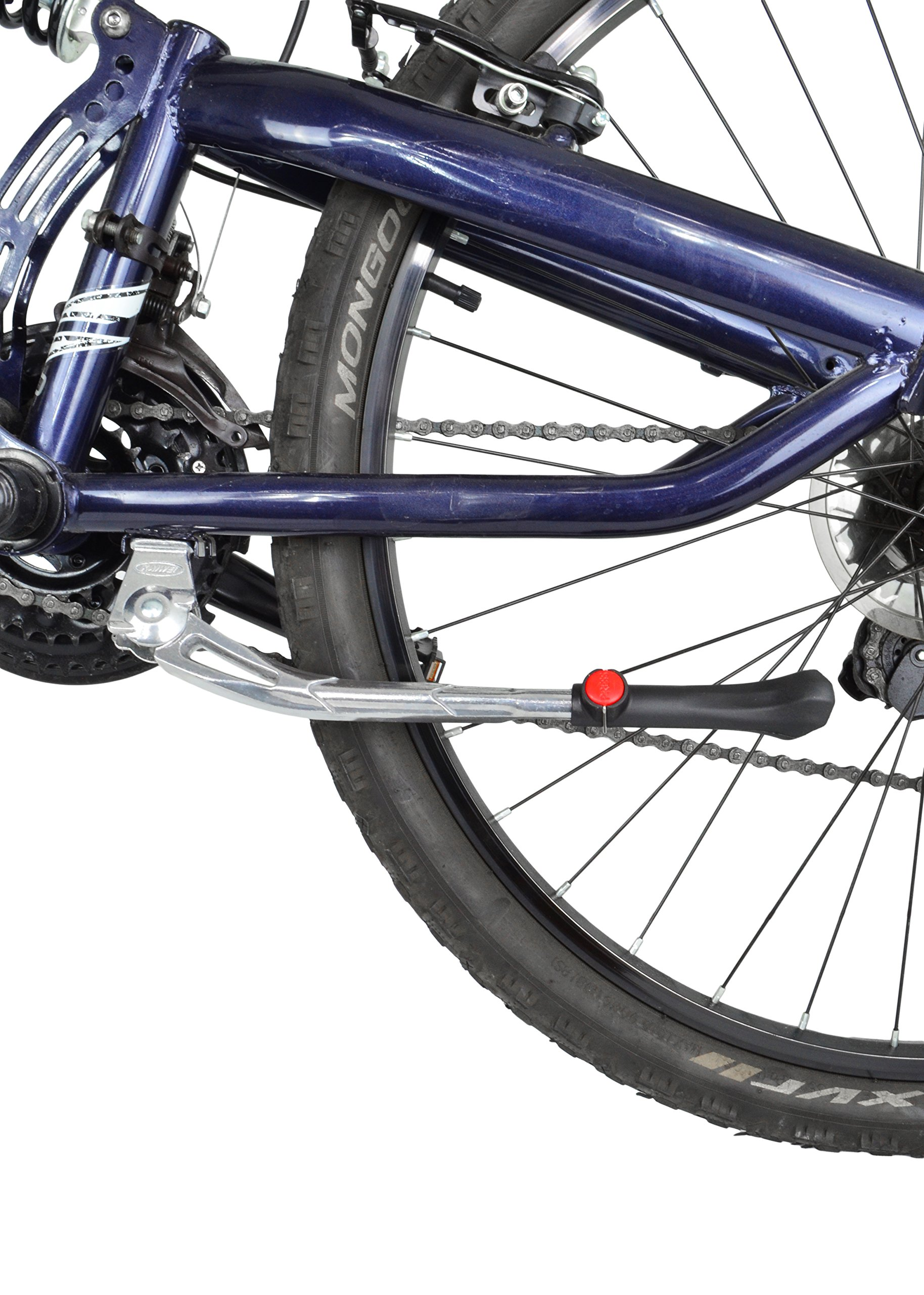 rack road aluminum to mountain buy easydo bicycle rear stand parking pin kick visit bike side
