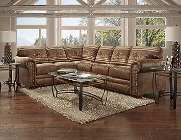 Amazon.com: American Furniture Classics Model 8506-40K Wild ...