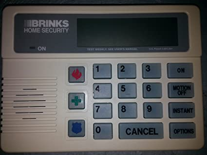 Amazon.com: Nifty Grower BRINKS KEYPAD DCU-602B/C para ...