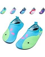 Giotto Barefoot Quick-Dry Kids Men Women Water Sports Shoes Skin Aqua Socks for Swim Beach Pool Surf Yoga