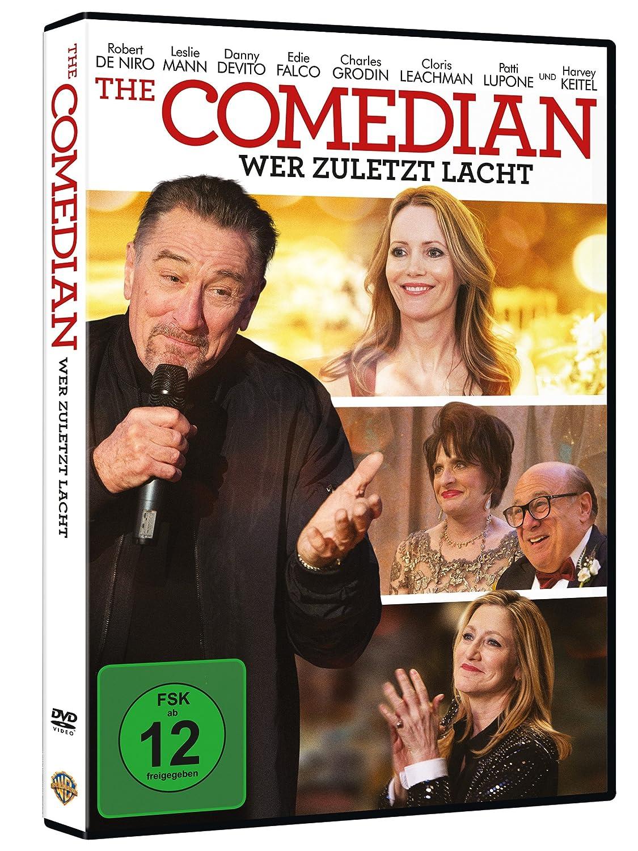 The Comedian Wer Zuletzt Lacht Amazonde Robert De Niro Leslie