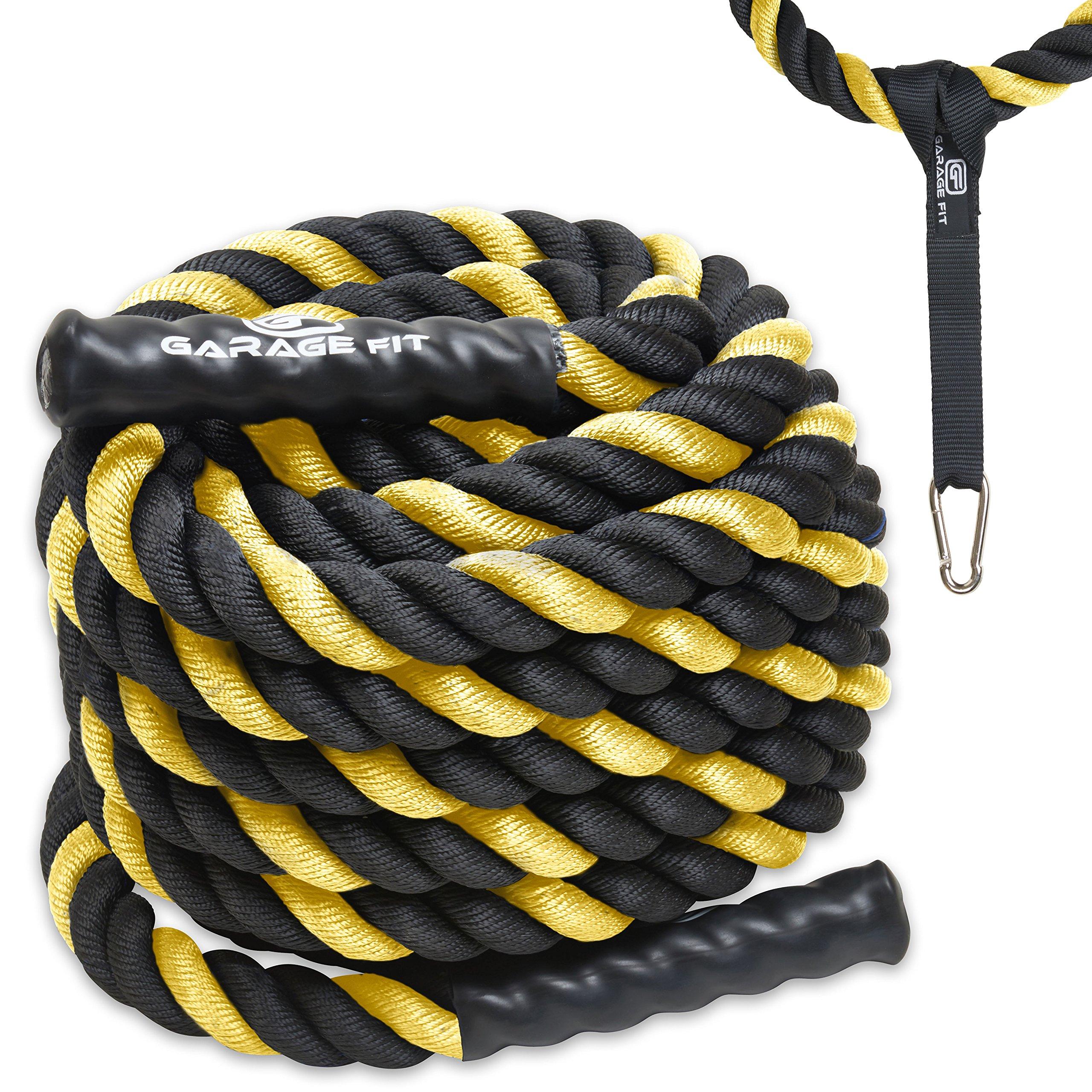 Heavy Ropes