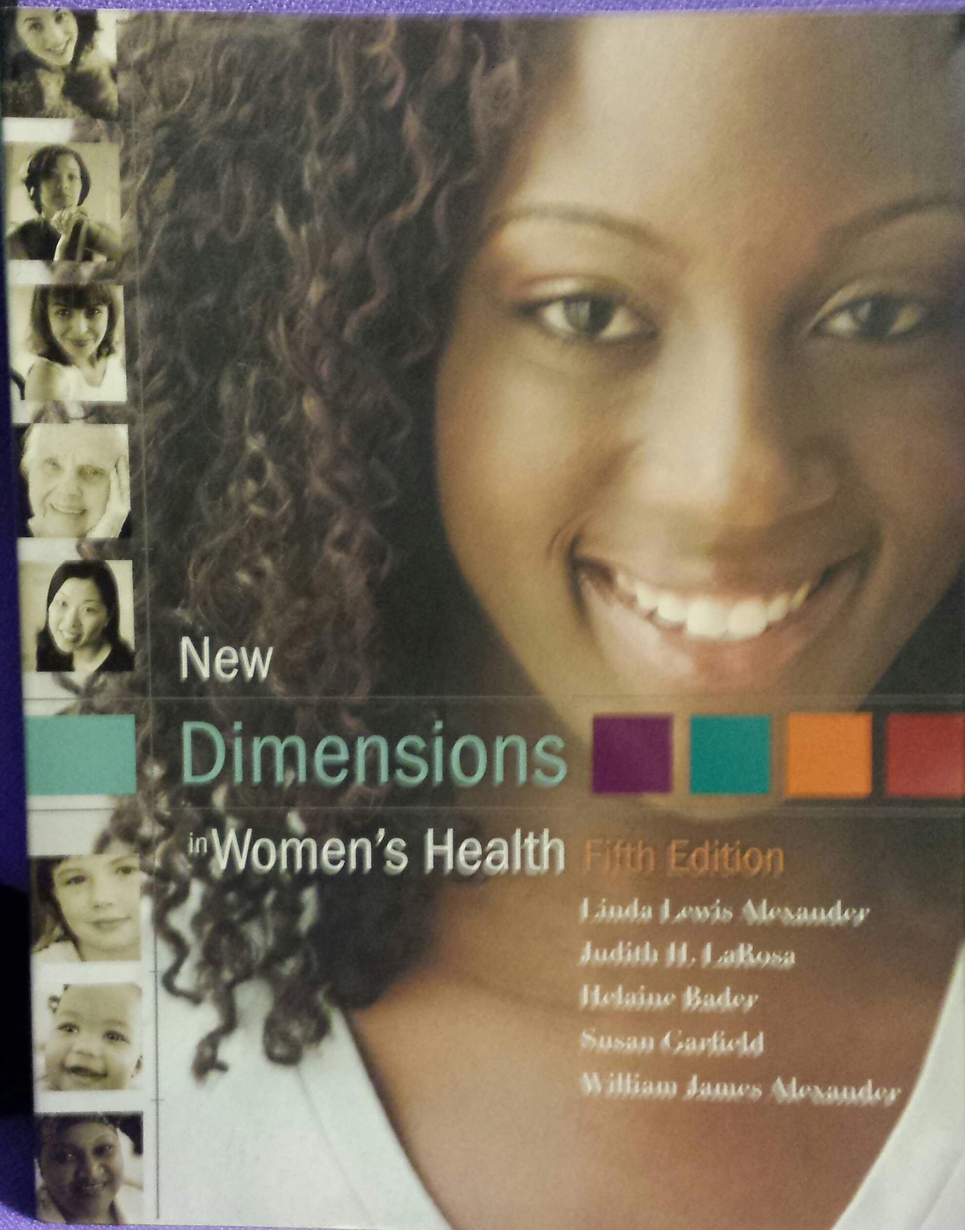 """Read Online New Dimensions In Womens Health"""" 5TH EDITION pdf"""