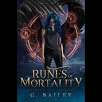Runes of Mortality: A Reverse Harem Urban Fantasy (A Demon's Fall series Book 2) (English Edition)