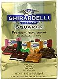 Ghirardelli SQUARES Premium Assortment Gold, 18.59 oz.