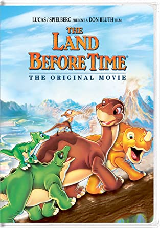 the land before time 2003 dvd