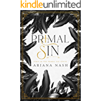 Primal Sin: (An MM Angels & Demons Fantasy) book cover